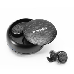Auriculares Bluetooth Encore Spunky Buds, con True Wireless Stereo