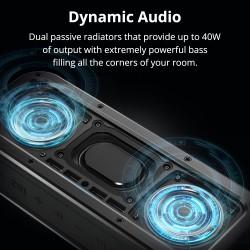 Altavoz Bluetooth portátil Element Force a prueba de agua