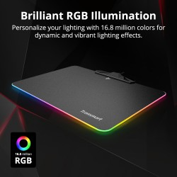 MousePad Gaming RGB Shine X