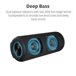 Altavoz Bluetooth Portátil Element T6 Plus SoundPulse™