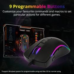 Ratón Gaming RGB TG007