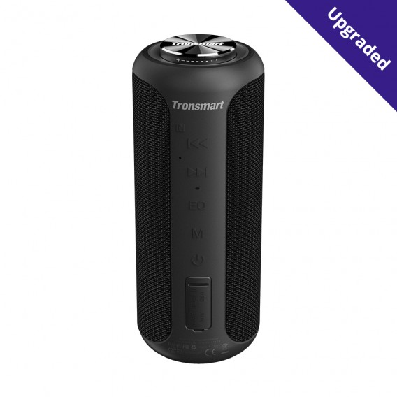 Altavoz Bluetooth Tronsmart T6 Plus Upgraded Edition con tecnología SoundPulse™