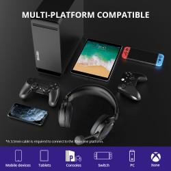 Auriculares inalámbricos para juegos Tronsmart Shadow de 2,4 GHz