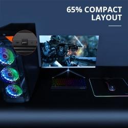 Tronsmart Elite Pro 2.4GHz Bluetooth Wireless Mechanical Gaming Keyboard