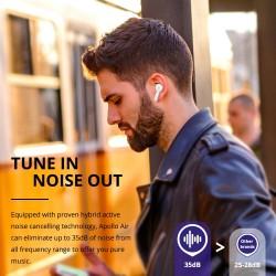 Auriculares ANC Híbridos TrueWireless™ Stereo Plus Tronsmart Apollo Air