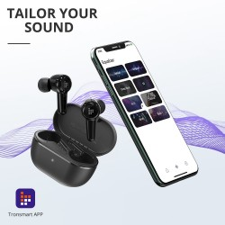 Auriculares ANC Híbridos TrueWireless™ Stereo Plus Tronsmart Apollo Air+
