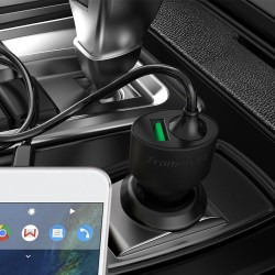 Tronsmart CCTA Quick Charge 3.0 & Type C Car Charger